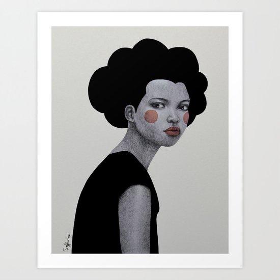Cornelia Art Print