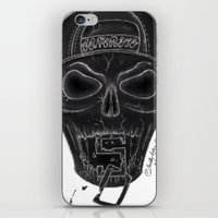 san diego iPhone & iPod Skins featuring San Diego  by MissLyoness