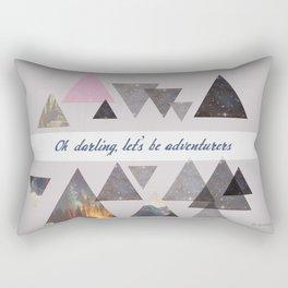 Oh, Darling... Rectangular Pillow