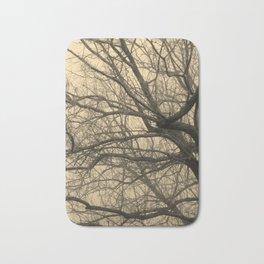 Lacework Trees Bath Mat