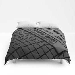 Kyoto Subway Comforters