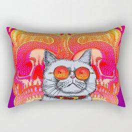 Natural Born Kittens Rectangular Pillow