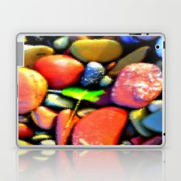Under The Frozen Stream Laptop & iPad Skin