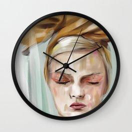 Dancing in the moonlight (summer of 2000) Wall Clock