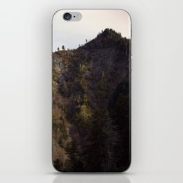 Mountain Cleft iPhone Skin
