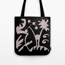 Abstract Jungle Tote Bag