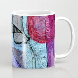 Open Abstract 5 Coffee Mug