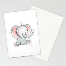 Baby Elephant Stationery Cards