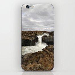 Aldeyjarfoss. iPhone Skin