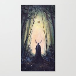 The Forest King Canvas Print
