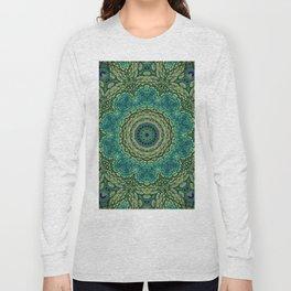 Shangri-La Mandala Long Sleeve T-shirt