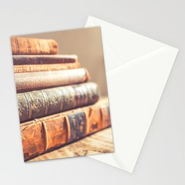 Bookish - Library Bookworm Books Stationery Cards