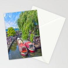 Camden Lock London Stationery Cards