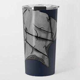 Human Art Travel Mug