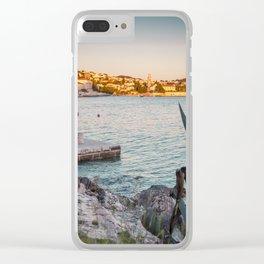 Hvar 2.3 Clear iPhone Case