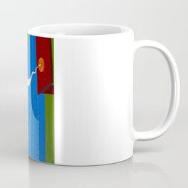 I < 3  MKE Coffee Mug