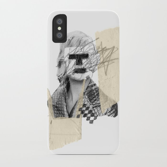 Kate Moss iPhone Case