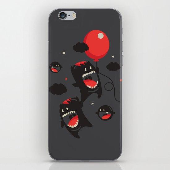 To the Stars iPhone & iPod Skin