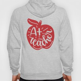 A+teacher Hoody