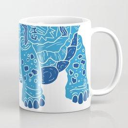 Netflix and Shell Coffee Mug