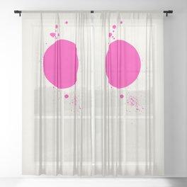 Void II Sheer Curtain