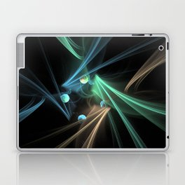 Fractal Convergence Laptop & iPad Skin