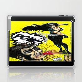 Bad Girls of Motion Pictures #3 - Varla Laptop & iPad Skin