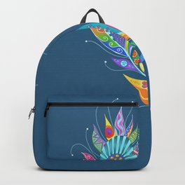 One Feather ... One World Backpack
