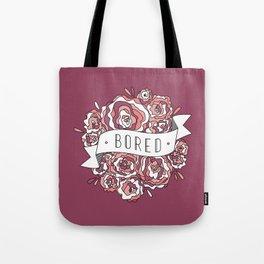 bored II Tote Bag