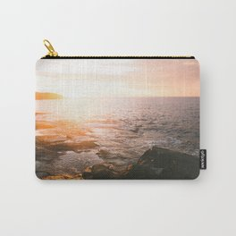 Boat Harbour Sunrise II Carry-All Pouch