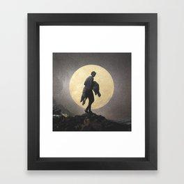 VOLK Framed Art Print