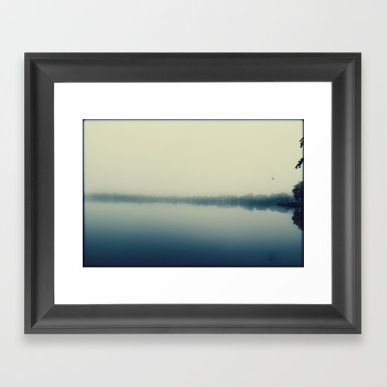Spring Solitude Framed Art Print