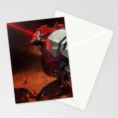 Mecha series // Akuma Stationery Cards