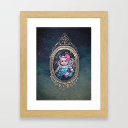 Timeless Inocense  Framed Art Print