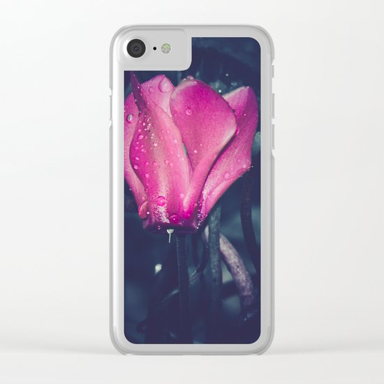 Adore Clear iPhone Case