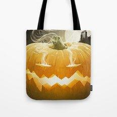 Pumpkin I. Tote Bag