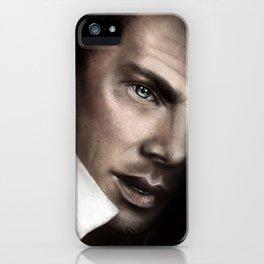 Benedict Painting iPhone Case