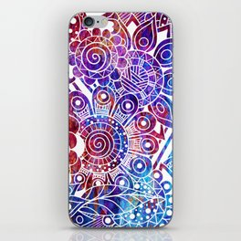 Mythical Doodle iPhone Skin