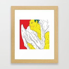 DEADLY DANCE #4 Framed Art Print