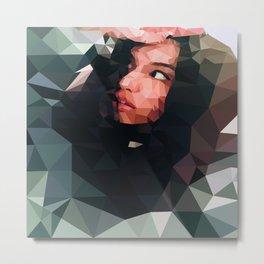 Alessia Cara Metal Print