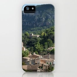 Valldemossa iPhone Case