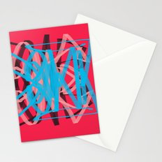 One Down Stationery Cards