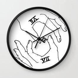 REECH 4 THE STARZ Wall Clock