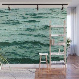 Aqua Ocean Wall Mural