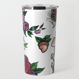 Forest Witch Flash Travel Mug