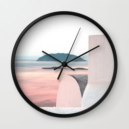 This is Greece Wall Clock