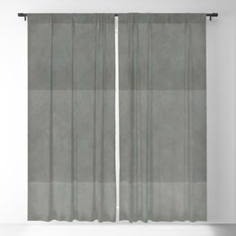 """Spring light grey horizontal lines"" Blackout Curtain"