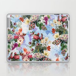 Summer Botanical Garden IX-II Laptop & iPad Skin