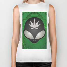 Here for the Herb Biker Tank