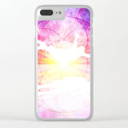Astral Clear iPhone Case